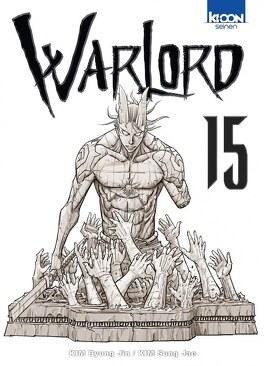 Couverture du livre : Warlord, Tome 15
