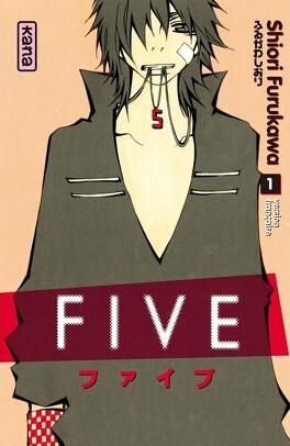 Couverture du livre : Five, Tome 1