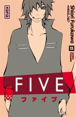 Couverture du livre : Five, Tome 15