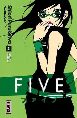 Couverture du livre : Five, Tome 2