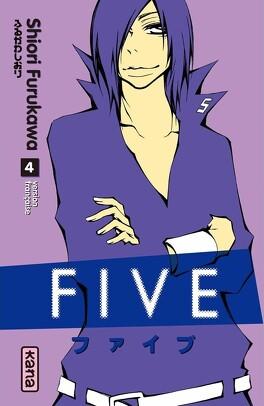 Couverture du livre : Five, Tome 4