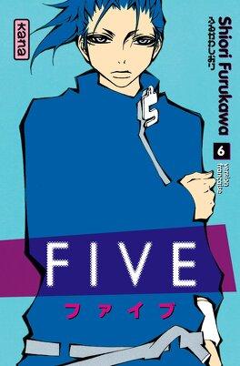 Couverture du livre : Five, Tome 6