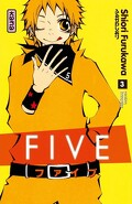 Five, Tome 3