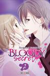 couverture Bloody secret, Tome 2