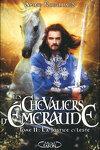 couverture Les Chevaliers d'Émeraude, Tome 11 : La Justice céleste