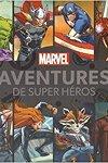 couverture marvel aventures des super-héros