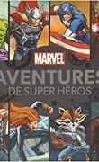 marvel aventures des super-héros