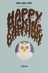 couverture Megg, Mogg & Owl : Happy Fucking Birthday