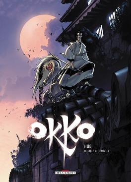 Couverture du livre : Okko, Tome 2 : Le cycle de l'eau : Deuxième partie