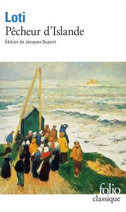 Couverture du livre : Pêcheur d'Islande