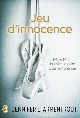 Couverture du livre : Wait for You, Tome 2 : Jeu d'innocence