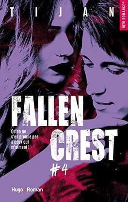 Couverture du livre : Fallen Crest, Tome 4 : Nightmare
