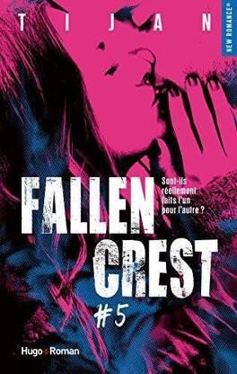 Couverture du livre : Fallen Crest, Tome 5 : University