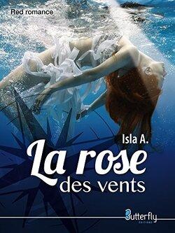 Couverture de La Rose des vents