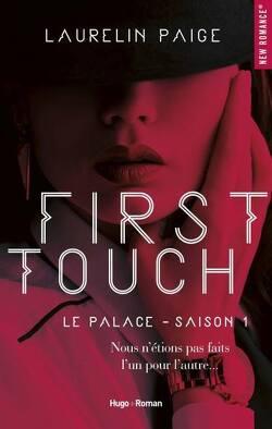 Couverture de Le palace, Tome 1 : First Touch