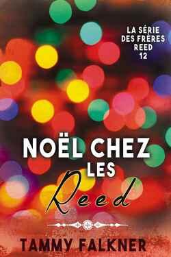 Couverture de Les Frères Reed, Tome 12 : Noël chez les Reed