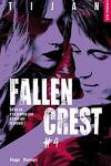 couverture Fallen Crest, Tome 4 : Nightmare
