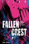 couverture Fallen Crest, Tome 5 : University