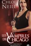 couverture Les Vampires de Chicago, Tome 10.5 : Vacances mordantes