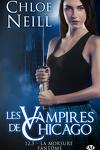 couverture Les Vampires de Chicago, Tome 12.5 : La morsure fantôme