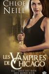 couverture Les Vampires de Chicago, Tome 8.6 : Tout est bien qui mord bien