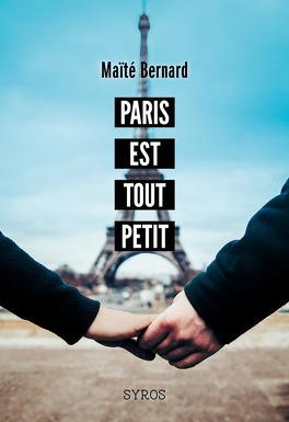 Couverture du livre : Paris est tout petit