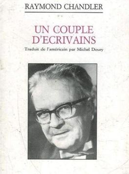 Couverture du livre : un couple d'écrivains