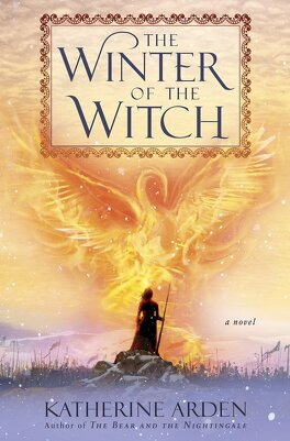 Couverture du livre : Winternight Trilogy, tome 3 : The Winter of the Witch