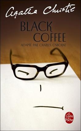 Couverture du livre : Black coffee