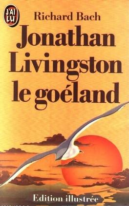 Couverture du livre : Jonathan Livingston le goéland