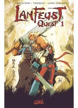 Couverture du livre : Lanfeust Quest, Tome 1