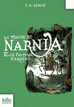 Couverture de Le Monde de Narnia, Tome 6 : Le Fauteuil d'argent