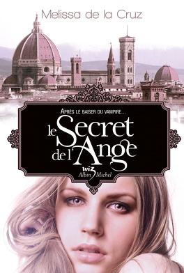 Couverture du livre : Les Vampires de Manhattan, Tome 5 : Le Secret de l'ange