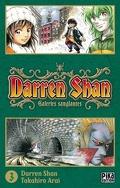 Darren Shan, Tome 3 : Galeries Sanglantes (manga)