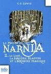 Le Monde de Narnia, Tome 2 : Le Lion, la sorcière blanche et l'armoire magique