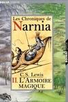 couverture Le Monde de Narnia, Tome 2 : Le Lion, la sorcière blanche et l'armoire magique
