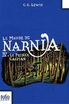 couverture Le Monde de Narnia, Tome 4 : Le Prince Caspian