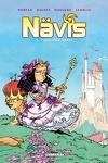 couverture Nävis, tome 5 : Princesse Nävis