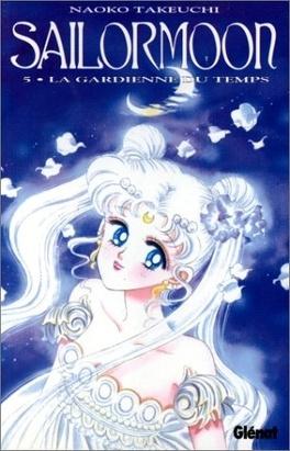 Couverture du livre : Sailor Moon, Tome 5 : La gardienne du temps