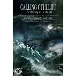 Couverture du livre : Calling Cthulhu - Anthologie vol.2