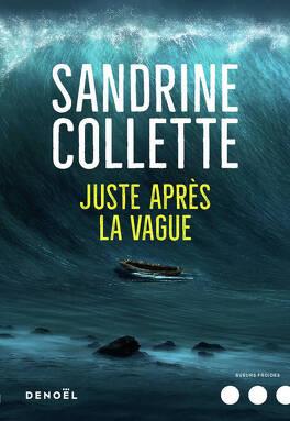 Couverture du livre : Juste après la vague