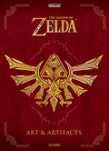 The Legend of Zelda Art and Artifacts