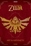 couverture The Legend of Zelda Art and Artifacts