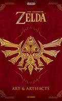 The Legend of Zelda Art and Artifacts