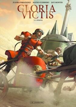 Couverture de Gloria Victis, tome 3: Némesis