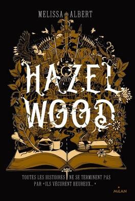Couverture du livre : Hazel Wood