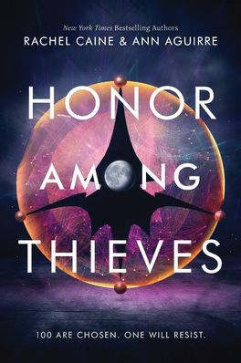 Couverture du livre : Honor Among Thieves