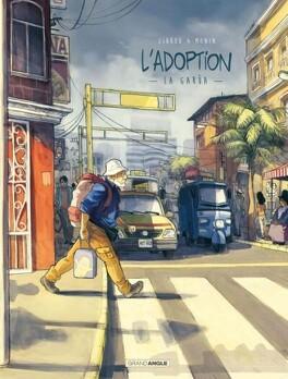 Couverture du livre : L'Adoption, Tome 2 : La Garùa
