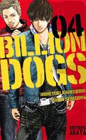 Billion Dogs, Tome 4