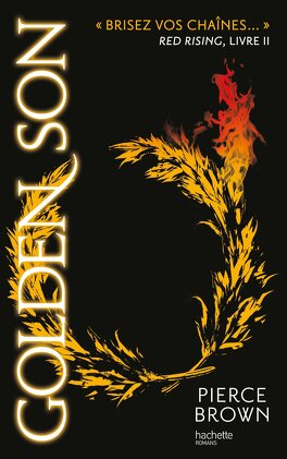 Couverture du livre : Red Rising, Tome 2 : Golden Son